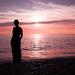 Enjoining the sunset - Paola, Italy - Travel photography
