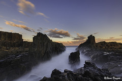 0S1A6151enthuse (Steve Daggar) Tags: kiama bombo seascape sunset sunrise landscape longexposure