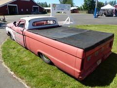 1963 Ford F100 (bballchico) Tags: 1963 ford f100 pickuptruck noaholivares billetproof carshow