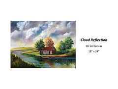 """Cloud Reflection • <a style=""""font-size:0.8em;"""" href=""""https://www.flickr.com/photos/124378531@N04/37188253005/"""" target=""""_blank"""">View on Flickr</a>"""