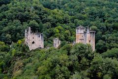 Les Tours de Merle France 2017 (tvdijk19) Tags: castle old ancient fujixt2 france frankrijk