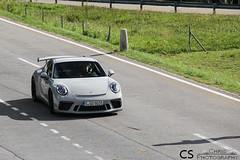 911 991 GT3 Phase 2 (Chris Photography.) Tags: porsche 911 991 gt3 911gt3 craie crayon car canon cars chrisphotographymc supercar spotting supercars swiss andermatt