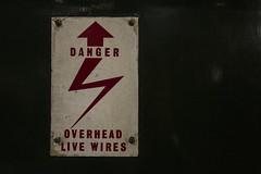 Photo of Danger!