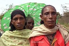 Three Women in Southern Ethiopia, 2006 (deemixx) Tags: ethipia africa ethiopians