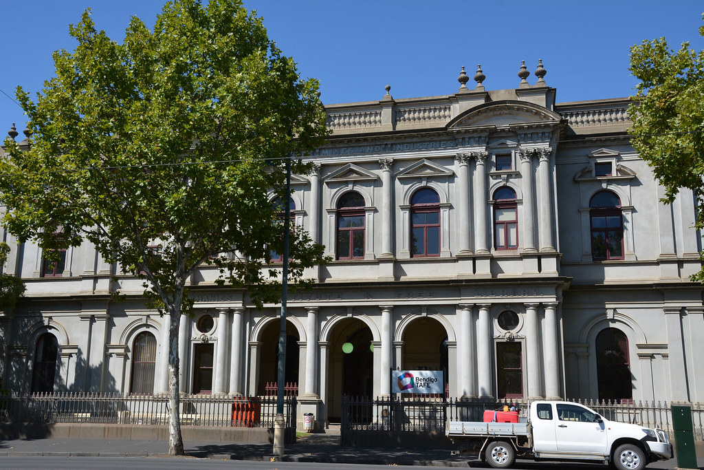 The World's most recently posted photos of bendigo and mines
