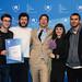 """Peter Bizjak, prejemnik nagrade Vesna za najboljši študentski kratki film ANJA GANJA. • <a style=""""font-size:0.8em;"""" href=""""http://www.flickr.com/photos/151251060@N05/37298647545/"""" target=""""_blank"""">View on Flickr</a>"""
