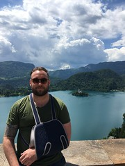 Lake Bled, Slovenia. My 2nd visit here.