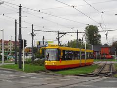 Konstal 116Na/1, #3005, Tramwaje Warszawskie (transport131) Tags: tram tramwaj tw warszawa ztm warsaw konstal 116na
