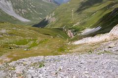 Du Col Chavière (2796m) au Refuge de Péclet Polset (2474m) (trekmaniac-is-back) Tags: alpes ete2017 france j1 refugeorgèrerefugepécletpolset tourdesglaciersdelavanoise