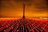 The Memorial Illumination - Battle of Antietam (Nikographer [Jon]) Tags: 20111203d300s134870 battleofantietam 2011 fall thememorialillumination longexposure longexp zoomslide nikon d300s