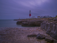 128 seconds (Wizard CG) Tags: color colours ground landmark landscape light lighthouse lightouse long exposure naval navigation postcard rocks safety sea shore sky smooth star stones stripes surface thirds water outdoor sunset epl7 england beach coast ocean seascape seaside