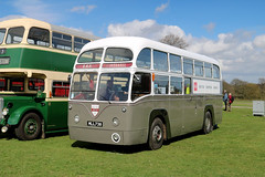 BEA, MLL738 (James Excell's Bus and Coach Photos) Tags: aecregal parkroyal preserved southeastbusfestival2017 marshopper britisheuropeanairways