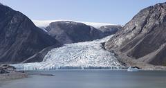 Baffin Island. (richard.mcmanus.) Tags: canada arctic couttsfjord baffinisland landscape ice glacier fjord mountains nunavut