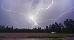 Thunder! (KariFinland) Tags: 5dmk2 sigma 1224mm thunder lightning landscape savitaipale finland