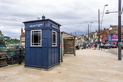 could it be (pamelaadam) Tags: 2016 digital summer scarborough engerlandshire august holiday2016 drwho geek people lurkation fotolog thebiggestgroup tardis