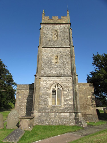 Ston Easton: Church of St Mary the Virgin (Somerset)