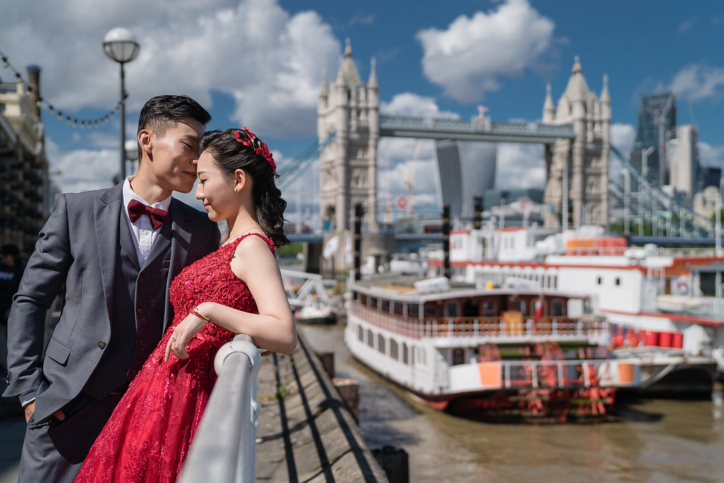 london,Prewedding