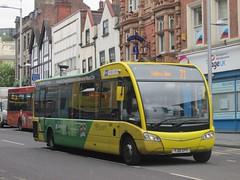 NCT 361 YJ12GYV Upper Parliament St, Nottingham on 71 (1280x960) (dearingbuspix) Tags: 361 7071 nottinghamcitytransport yellowline 7071yellowline yellowline7071 yj12gyv