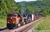 2/3 BNSF 8164 Leads EB Manifest Zarah, KS 8-4-17 (KansasScanner) Tags: shawnee zarah kansas bnsf ns csxt csxt1 ns8102 8102 train railroad