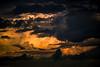 Cloudscape I : Uneasy Peace (theReedHead) Tags: thereedhead sony70300mmf4556 sonya7rii sonya7rmarkii sonyzoomlens orange atmospheric colorful fantastic fantastical otherworldly sunset overcast darkovercast threateningsky dark sundown orangesky fierysunset alterrealism alterrealistic cloudscapes cloudysky cloudyskies milwaukeephotographers wisconsinphotographers clouds sky cloudy