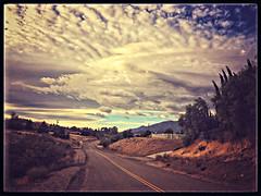 (BurstsofSingleMindedness) Tags: banning california banningbench inlandempire walking mentalhealth clouds cloudporn dusk
