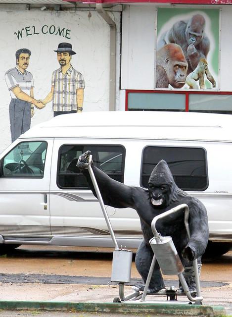 Gorilla's Muffler Center - Nashville, TN