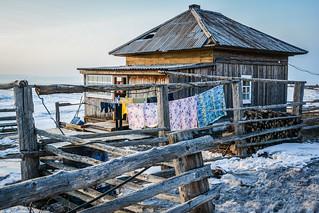 Solnetchnaia, Lake Baikal, Siberia, Russia.