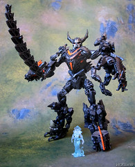 Infernocus (Vexwing) Tags: transformers tlk infernocons infernocus quintessa terrorcons abominus last knight prime