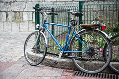 Annecy_Bikes-7444 (dtpowski) Tags: bikes annecy classicbikes france mountains oudoors stilllife rhonealps