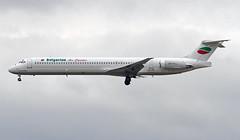 LZ-LDS EDDF 17-06-2017 (Burmarrad (Mark) Camenzuli) Tags: airline bulgarian air charter bac aircraft mcdonnell douglas md82 registration lzlds cn 53218 eddf 17062017