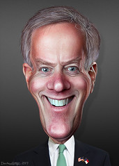 Mark Meadows - Caricature (DonkeyHotey) Tags: markrandallmeadows markmeadows northcarolina 11thcongressionaldistrict republican gop freedomcaucus teaparty donkeyhotey photoshop caricature cartoon face politics political photo manipulation photomanipulation commentary politicalcommentary campaign politician caricatura karikatuur karikatur