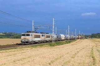 BB7426 & BB7431 cv - 58883 Hendaye - Sibelin