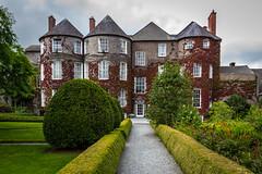 Ireland - Kilkenny - Butler House (Marcial Bernabeu) Tags: marcial bernabeu bernabéu irlanda ireland kilkenny butler house mansion gardens jardines marc
