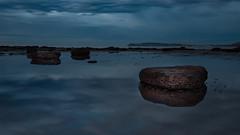 Long Reef Reflections 2 (RoosterMan64) Tags: australia landscape longexposure longreef nsw northernbeaches rockshelf seascape sunrise