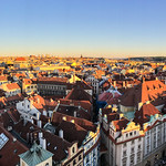 Prague Panorama from Old Town Hall thumbnail