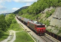 363 006, Hrastovlje,  2 May 2017 (Mr Joseph Bloggs) Tags: bahn railway railroad slovenia sz sž hrastovljah train treno vlak merci cargo freight 363 006 363006 brižita brigitte