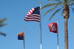 Flags of Spring-Goodyear AZ 6390 (Emory Minnick) Tags: springtrainingflagsgoodyrearaz boysofsummer cincinnatireds goodyearaz