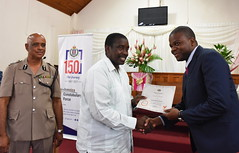 PASTORS AND JCF PEER COUNSELLORS TRAINED IN DOMESTIC VIOLENCE INTERVENTION