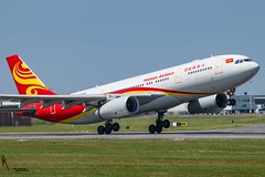 Hainan Airlines / B-6133 / Airbus A330-200 / EBBR-BRU 07R / © (RVA Aviation Photography (Robin Van Acker)) Tags: brussels airport planes trafic airlines avgeek airliner outdoor airplane aircraft vehicle jetliner jet jumbo air photography aviation aviationphotography