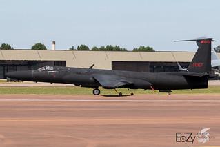 80-0067 United States Air Force Lockheed U-2S Dragon Lady