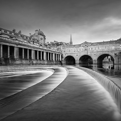 The Pulteney Bridge Bath (Richard Hunter ARPS) Tags: