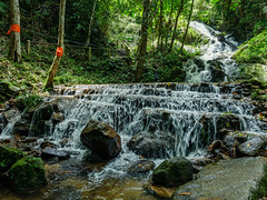 Feel the nature... (Kompakin Borwornpakramil) Tags: fujifilm gfx50s gf3264mmf4rlmwr chiangmai thailand travelphotography totallythailand waterfall landscape nature moodandatmosphere availablelight asia urban