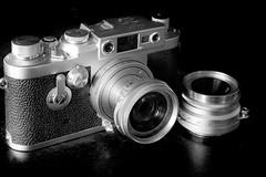 Leica iiig (see it, shoot it) Tags: leica ernstleitz iiig 35mm wetzlar 5cm 35cm elmar summaron vintage cameraporn