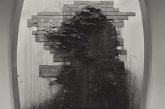 Time after time (Cozla) Tags: water time blackandwhite black white sculpture china cina spuren zahnderzeit zeit wasser symbolismus symbol minimal