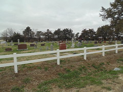 187. While the church is in Jewell County, the cemetery is in Smith County! Dispatch, 3-30-17 (leverich1991) Tags: exploring kansas 2017 dispatch ghost town jewell smith