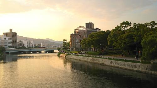 Hiroshima Peace Memorial Park 廣島和平紀念公園