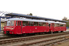 VT 172 001-2 mit VB 172 601-7 (tf-michael) Tags: deutschland brandenburg barnim basdorf niederbarnim niederbarnimereisenbahn lvt ferkeltaxe hafenbahnneustrelitz