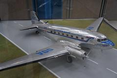 OY-DDA SAS DC-3 model (Danner Poulsen) Tags: 20170723 oydda sas douglas dc3 model helsingørtekniskmuseum 2 museum aviation airmuseum aviationmuseum denmark danmark helsingør fly flymuseum