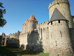 Narbonnaise (bruno carreras) Tags: francia france ciudadela citadelle medieval castillo castle chateau pueblo town village carcasona carcassonne aude occitania