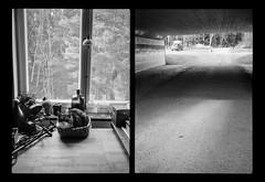 2017-03 - 084HF - Olympus Pen EE-3 FP4+ - 03 (sarajoelsson) Tags: 135 svartvitt blackandwhite bw filmgrain filmphotography film believeinfilm ilford everydaylife sweden stockholm digitizedwithdslr analog analogue teamframkallning ishootfilm urban city filmshooter xtol monochrome bnw spring fp4 olympus halfframe halvformat diptyk diptych filmisnotdead snapshot vardag olympuspenee3 springtime 2017 march